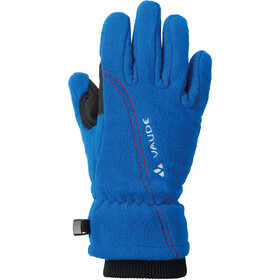 VAUDE Kids Karibu Gloves II Barn blue